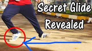 How to GLIDE | Gliding Dance Tutorial | Best illusion dance move ever