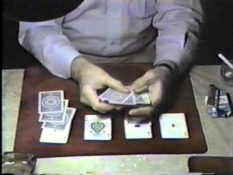 Frank Garcia  Private unpublished Magic Lessons Part 1