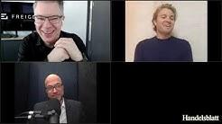 Handelsblatt Experten-Call zum Thema Resilienz mit Frank Thelen und Nico Rosberg