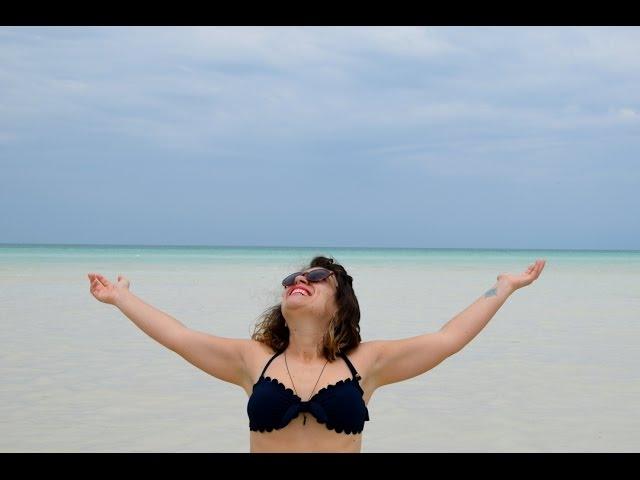 Tori black сцена на берегу