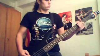 Violent Revolution - Kreator (Bass cover)