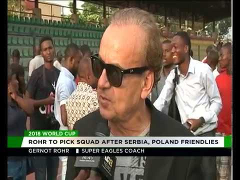 WORLD CUP VISIT | Laurel Now in Dakar, Senegal
