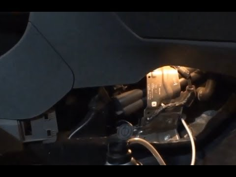 Промывка испарителя кондиционера на форд фокус 2