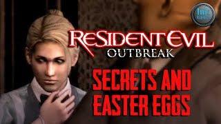 Top 10 Resident Evil Outbreak Secrets and Easter Eggs