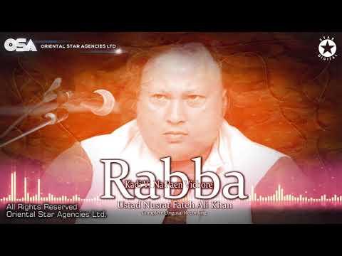 Rabba Kadi Vi Na Paen Vichore | Ustad Nusrat Fateh Ali Khan | Complete Full Version | OSA Worldwide