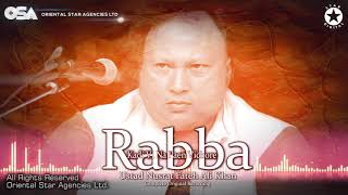 Rabba Kadi Vi Na Paen Vichore   Ustad Nusrat Fateh Ali Khan   Complete Full Version   OSA Worldwide