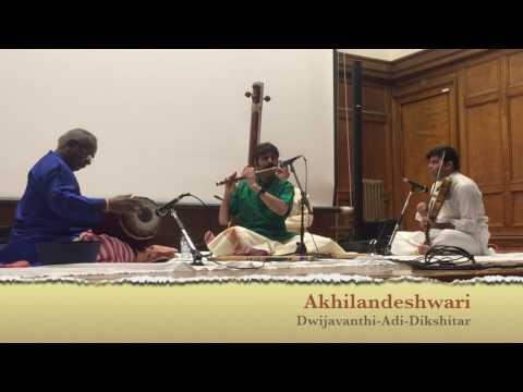 Akhilandeshwari-Dwijavanthi Adi-Dikhsitar-CL921