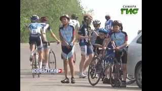 Более ста человек приняли участие в чемпионате и первенстве Самары по велоспорту
