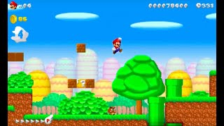 Super Mario Generations   Play as Modern and Retro Versions of Mario Across Remixed Classic Stages