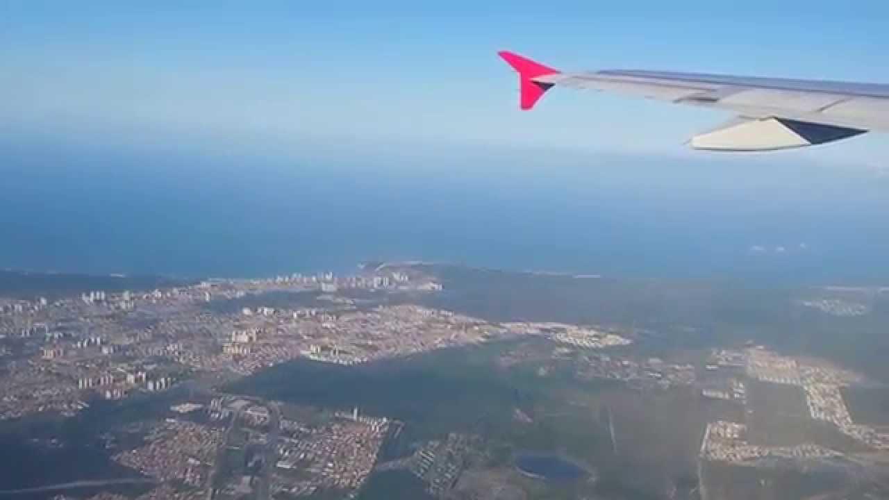 Aeroporto De Natal : Decolagem de natal aeroporto aluizio alves sga rn