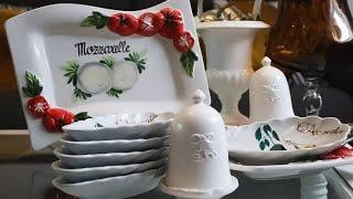 Моя Итальянская Керамика. Посуда не для витрин