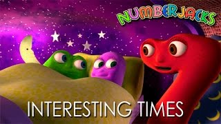 NUMBERJACKS | Interesting Times | S2E18