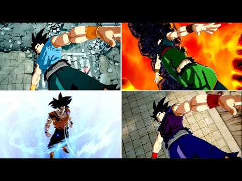 goku-mastered-ultra-instinct-all-costumes/colors---dragon-ball-fighterz