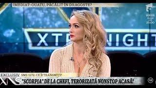 Amalia Bellantoni, scorpia de la Chefi la Cuţite, terorizată nonstop în spaţiul public!