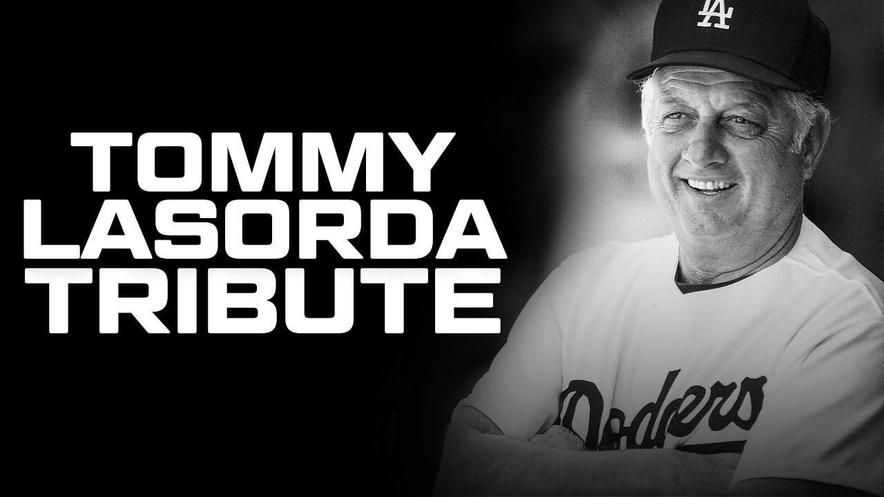 Tommy Lasorda Tribute