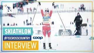 """Therese johaug 