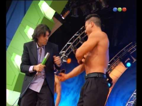 Físico Culturista, Hernan Duran - Videomatch
