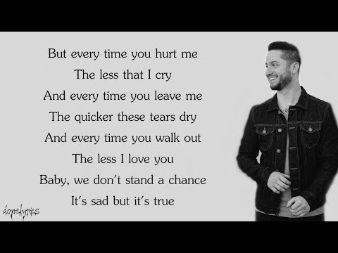 Too Good At Goodes  Sam Smith Boyce Avenue acoustic Lyrics