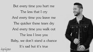 Download Too Good At Goodbyes - Sam Smith (Boyce Avenue acoustic cover)(Lyrics) Mp3 and Videos