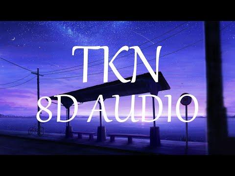 ROSALÍA & Travis Scott – TKN (8D AUDIO)
