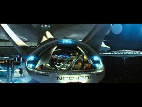 Star Trek 2009 Intro and Warp.
