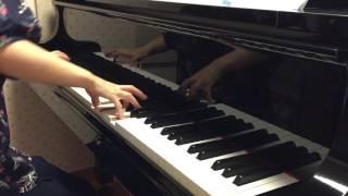 キスマイの、正に夏にピッタリの1曲♪ 参考楽譜:ぷりんと楽譜(中級)...