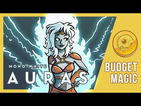 $60 Mono-White Auras | MTG Modern | Budget Magic