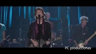 "Rolling Stones ' Moonlight Mile""  LIVE HD + LIRICS"