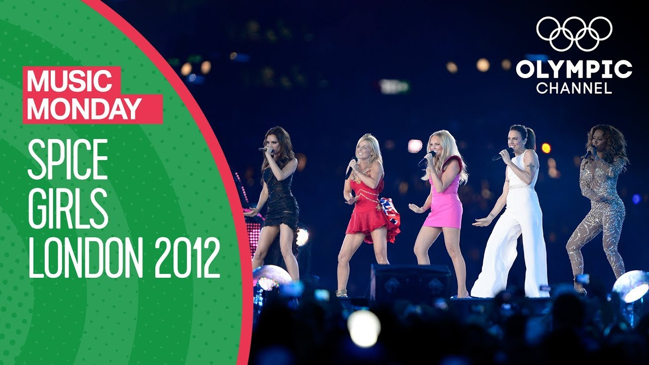 Spice Girls Reunion at London 2012 Olympics | Music Monday