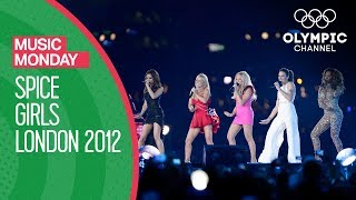 Repeat youtube video Spice Girls London 2012 Performance