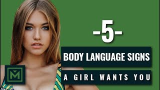 5 Subconscious Signals of Body Language - How to Read People (and Know What They Want)