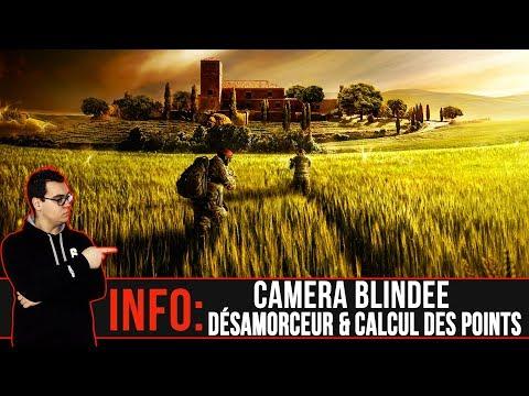 [FR]INFO - CAMÉRA BLINDÉE, DÉSAMORCEUR, CALCUL DES POINTS - Rainbow Six: Siege