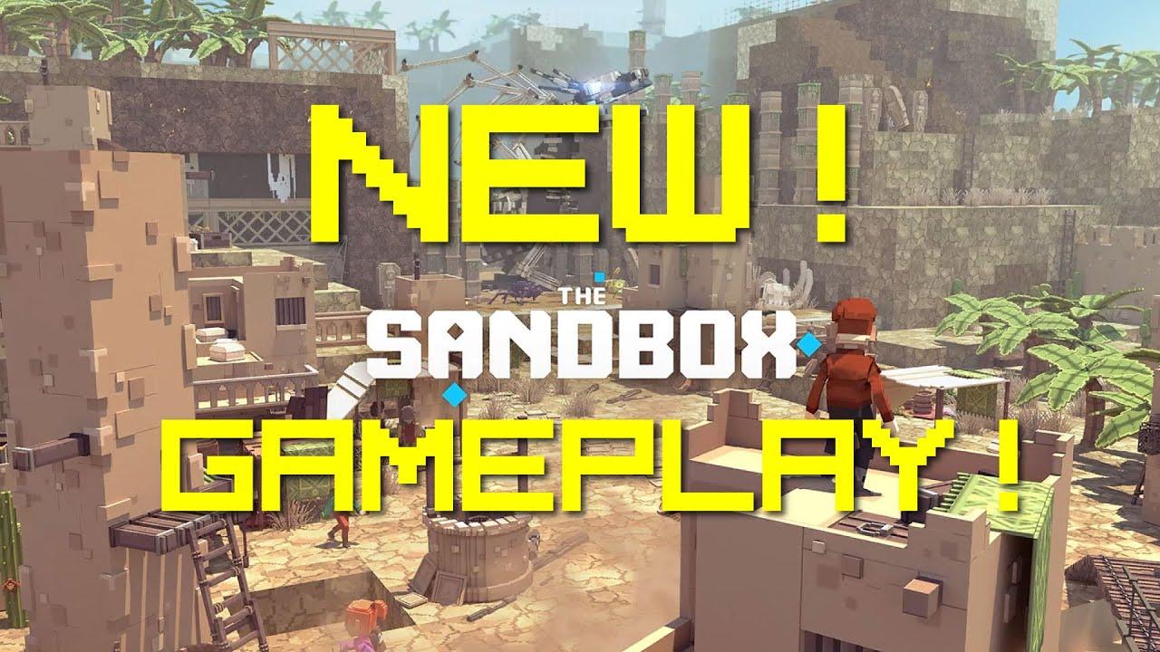 Download The Sandbox Game - games on game maker! Gameplay!