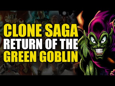 The Return of The Green Goblin (Spider-Man Clone Saga: Conclusion)