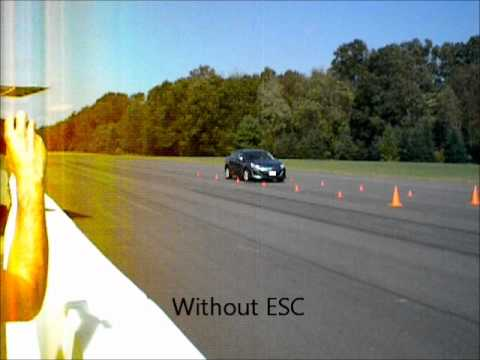 Electronic Stability Control Demo