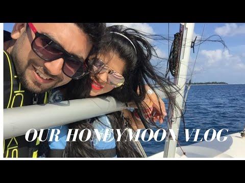 Travel: Maldives Vlog | Fun Island Tour + Water Sports | Part 2