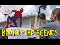 watch he video of Spider-Man: Homecoming - Homemade Movies Behind the Scenes