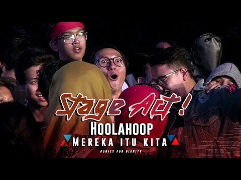 Hoolahoop - Mereka Itu Kita (Live at Open House Click Square)