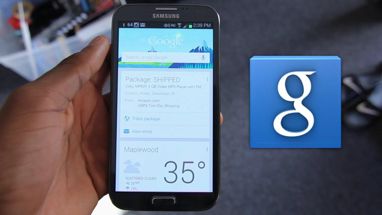 Using Google Now: Explained!