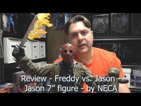 "REVIEW - Freddy vs Jason - Jason 7"" figure by NECA"