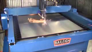 Baileigh Plasma Cutting Table PT-44