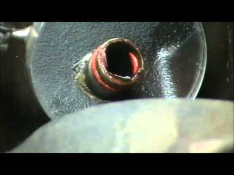 ford V8 water pipe under intake