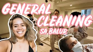 GENERAL CLEANING PLUS FIRST TIME CONDO TOUR | DJ CHACHA