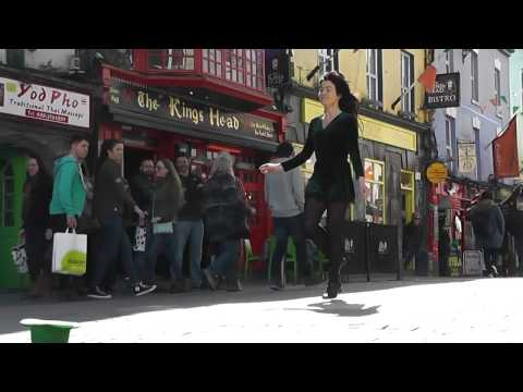 Galway Streets Video