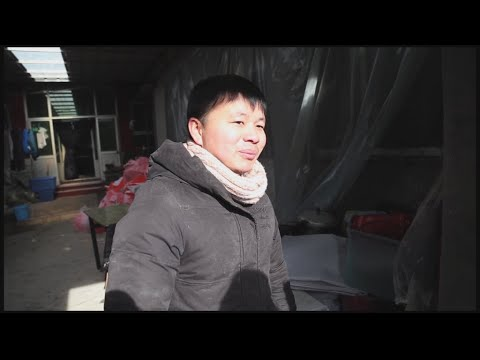 China: Tens of thousands forced from their homes in Beijing