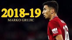 Marko Grujić 2018/2019 - Amazing Skills Show