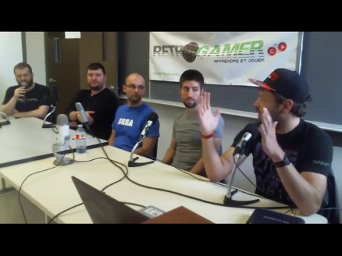 Ep. 4 - Montreal Retrogamer Convention (May 13, 2017)