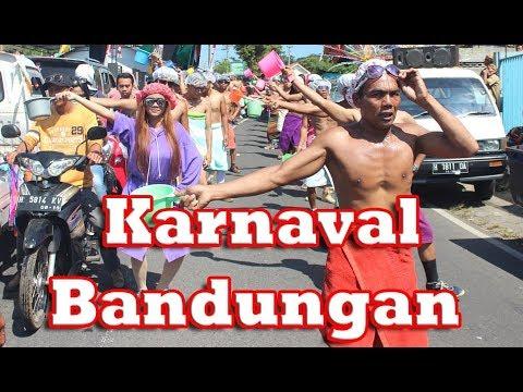 Pawai Pembangunan / Kirab Budaya / Karnaval kecamatan Bandungan Kabupaten Semarang 2017