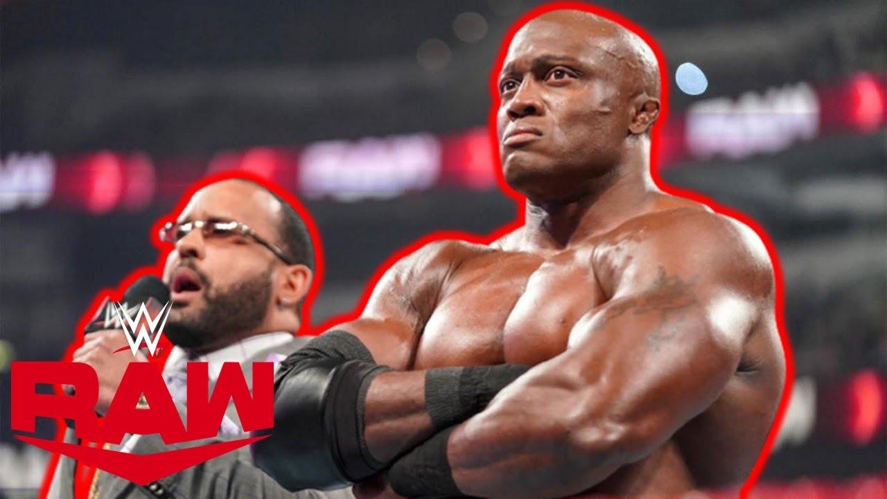Bobby Lashley Répond à Goldberg! Résultats WWE RAW 26 Juillet 2021