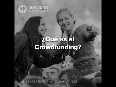 Que es el Crowdfunding   Universo Crowdfunding